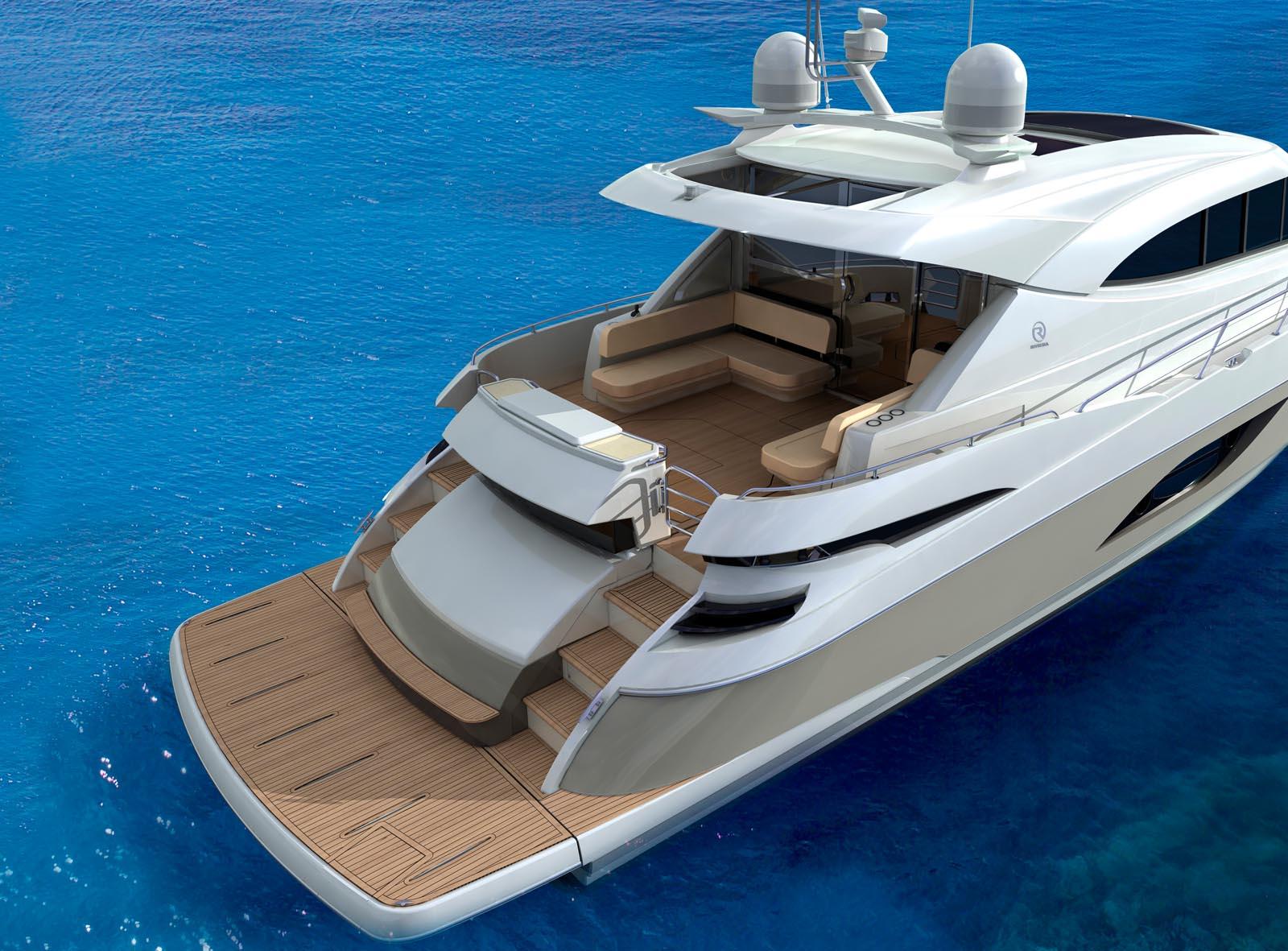 Riviera 6000 Sport Yacht World Premiere R Marine  : Rivier20600020Sport20Yacht202 from www.jacksonsmarine.com.au size 1600 x 1181 jpeg 259kB